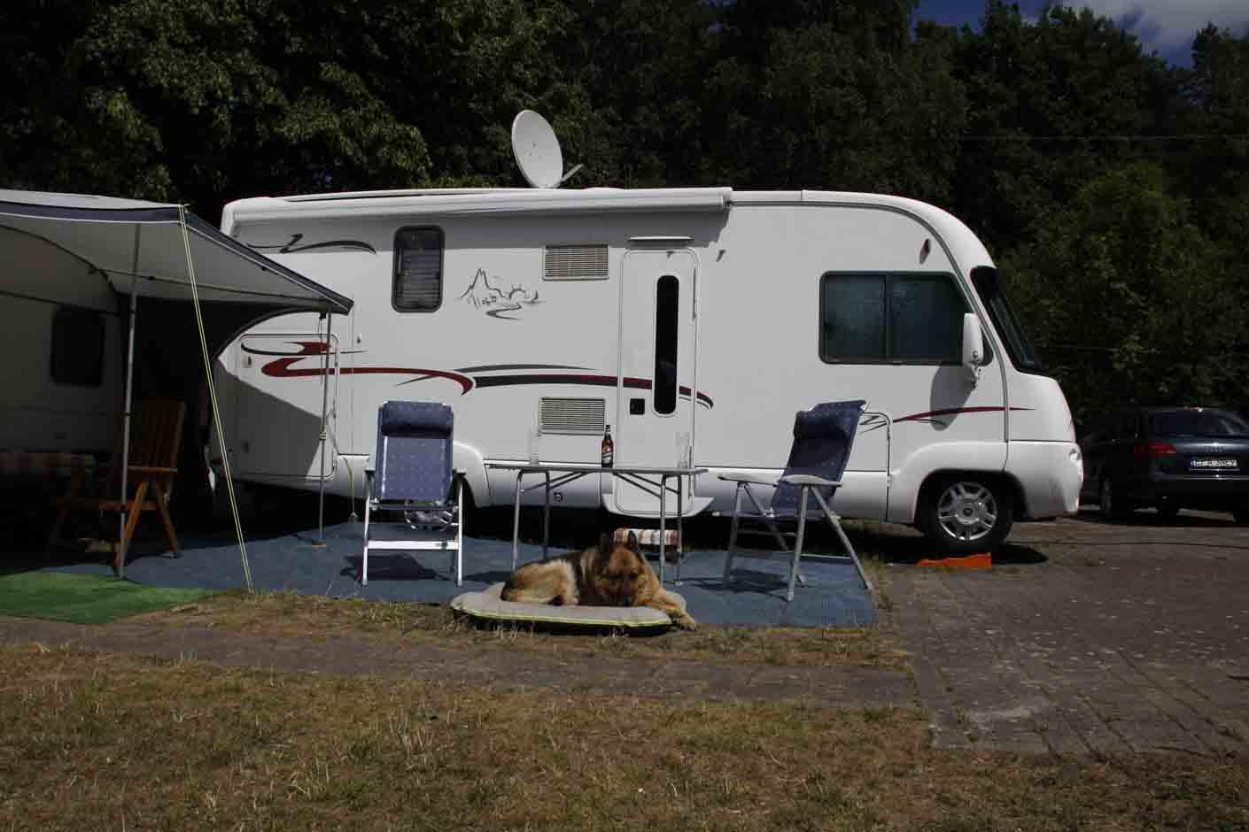 campingplatz KEJA Pustkowo Preise